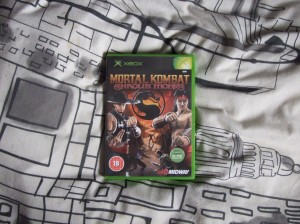 Mortal Kombat - Shaolin Monks [Xbox] - Box Shot