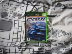 Forza Motorsport [Xbox] - photo of game box