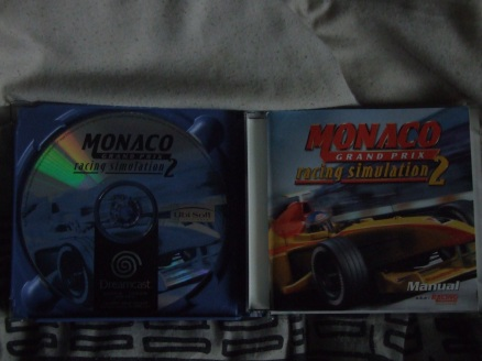 Monaco Grand Prix - Racing Simulation 2 [DC]