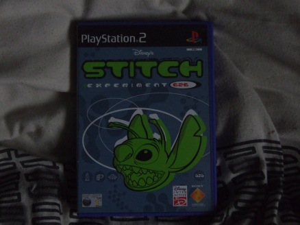 Stitch: Experiment 626 [PS2]