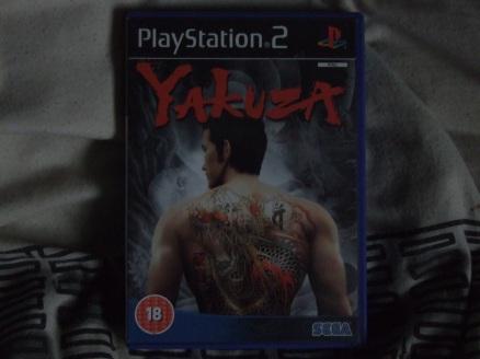 Yakuza [PS2]
