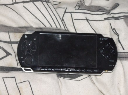Retro Pick-Ups: PSP 3000 and some games