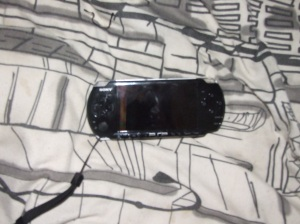 Sony PSP 3000 - Front