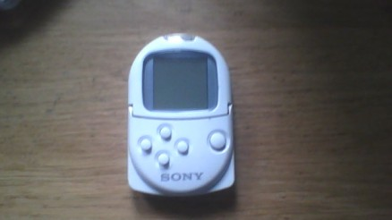 Retro Arrivals: Sony Pocketstation