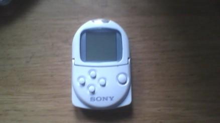 Retro Arrivals: Sony Pocketstation