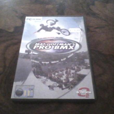 Mat Hoffman's Pro BMX [PC]
